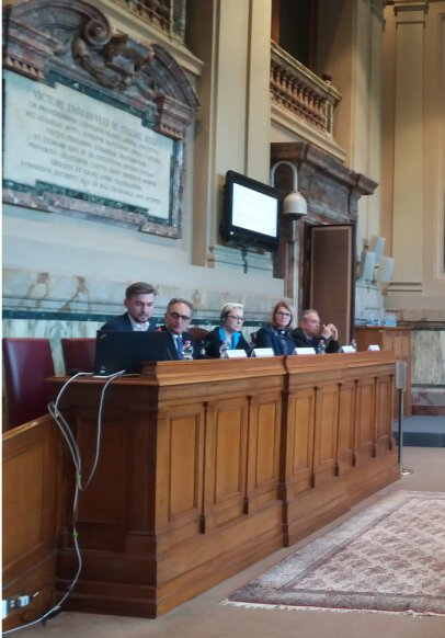 Discussion on platform work in Rome