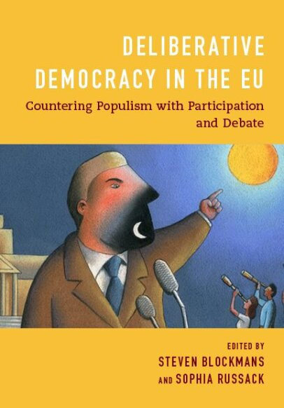 Nowa publikacja Democracy and its discontents: European attitudes to Representative democracy and its alternatives