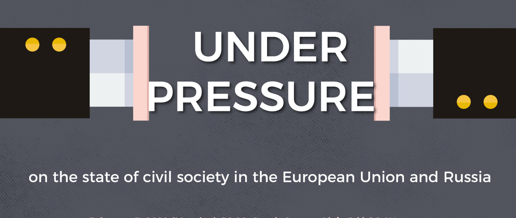 Video of the debate: The sector under pressure - on the state of civil society in the European Union and Russia