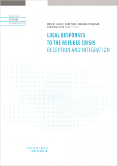 Local responses to the refugee crisis. Reception and integration