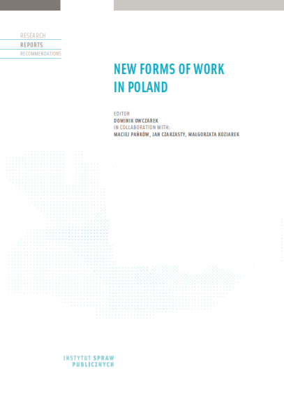 New forms of work in Poland