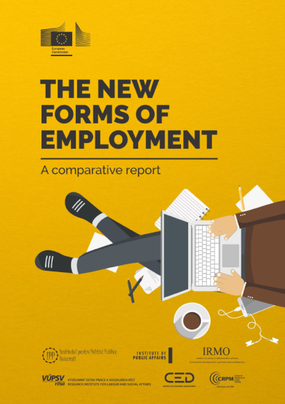 The new forms of employment. A comparative report