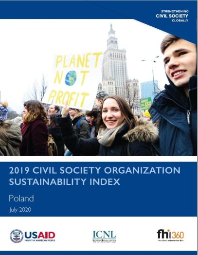 2019 Civil Society Organization Sustainability Index Poland