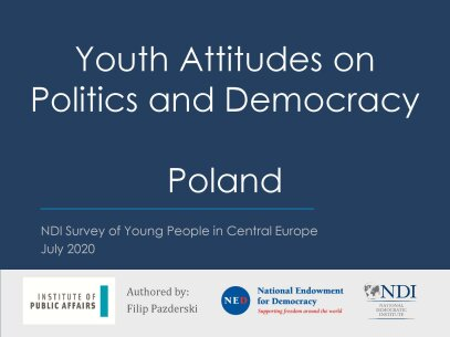 Youth Attitudes on Politics and Democracy in Poland