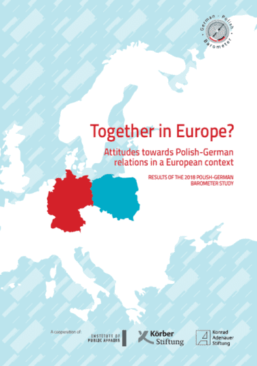 Together in Europe? Attitudes towards Polish-German relations in a European context