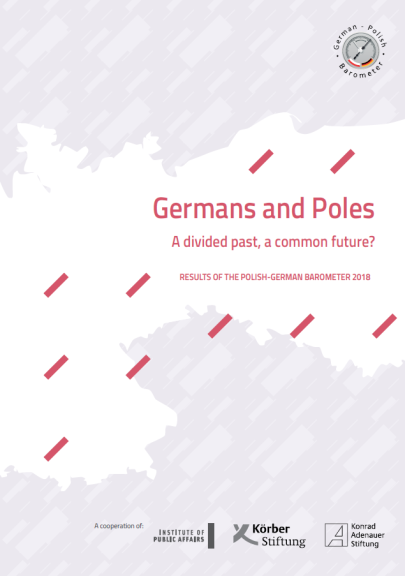 Germans and Poles: a divided past, a common future? Results of the Polish-German Barometer 2018